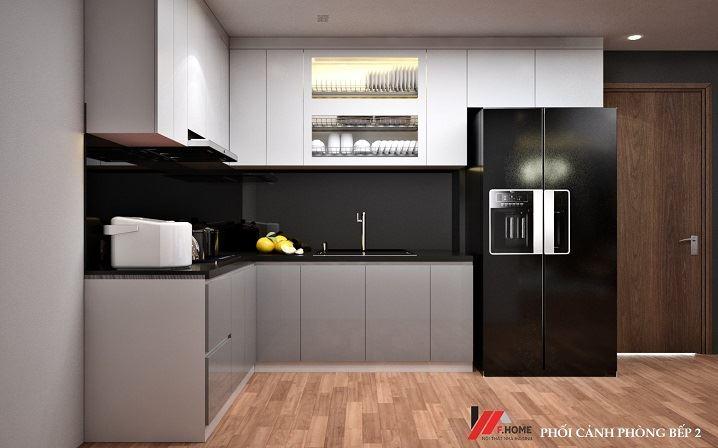 Giá tủ bếp Acrylic Hà Tĩnh