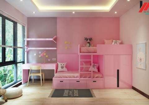 phòng bé gái hà tĩnh