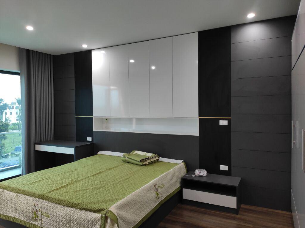 nội thất phòng ngủ hiện đại hà tĩnh