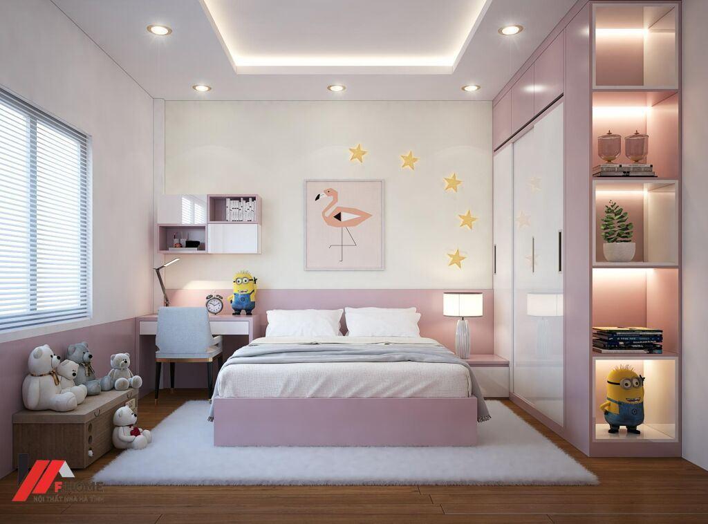 Nội thất phòng ngủ Hà Tĩnh